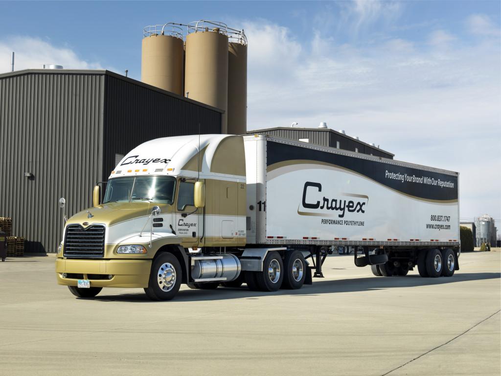 Crayex Truck